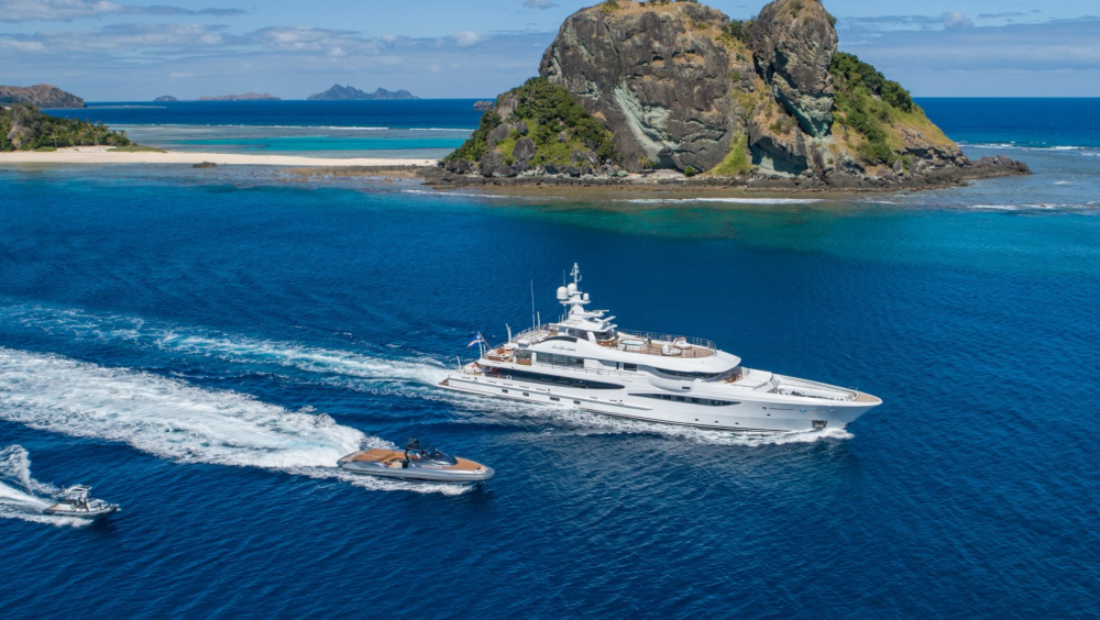 Driftwood - Luxury Motor Yacht for Charter | C&N