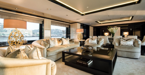 ELIXIR - Luxury Motor Yacht For Charter - Interior Design - Img 1 | C&N