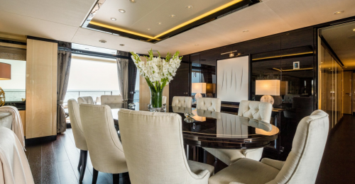 ELIXIR - Luxury Motor Yacht For Charter - Interior Design - Img 4 | C&N