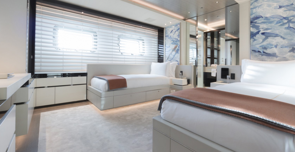 Nautilus - Luxury Motor Yacht For Charter - 2 TWIN CABINS - Img 1 | C&N
