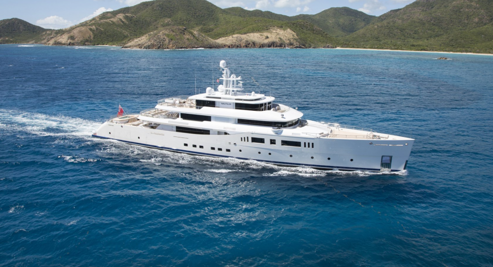Nautilus - Luxury Motor Yacht for Charter | C&N