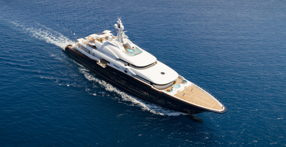 NIRVANA - Luxury Motor Yacht for Charter | C&N