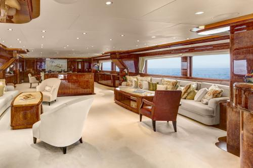 BARON TRENCK - Luxury Motor Yacht For Charter - Interior Design - Img 1 | C&N
