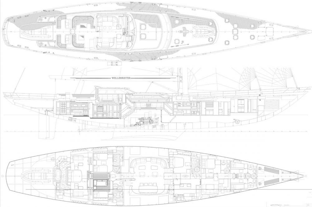 WELLENREITER - Luxury Sailing Yacht For Sale -  - Img 3 | C&N