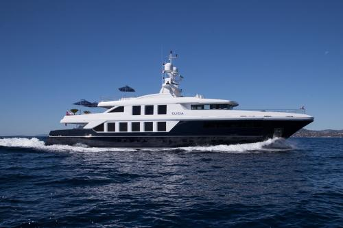 CLICIA - Luxury Motor Yacht For Sale - Exterior Design - Img 2 | C&N
