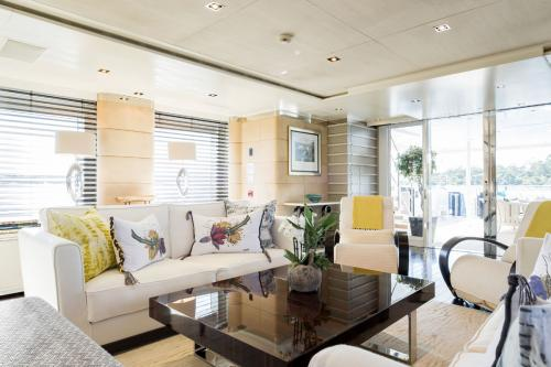 CLICIA - Luxury Motor Yacht For Sale - Interior Design - Img 2 | C&N
