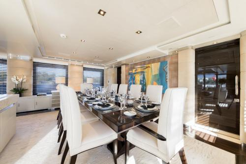 CLICIA - Luxury Motor Yacht For Sale - Interior Design - Img 3 | C&N