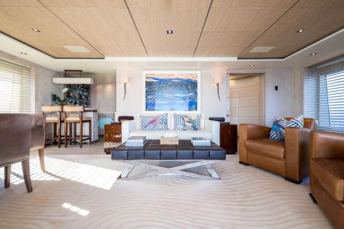 CLICIA - Luxury Motor Yacht For Sale - Interior Design - Img 4 | C&N