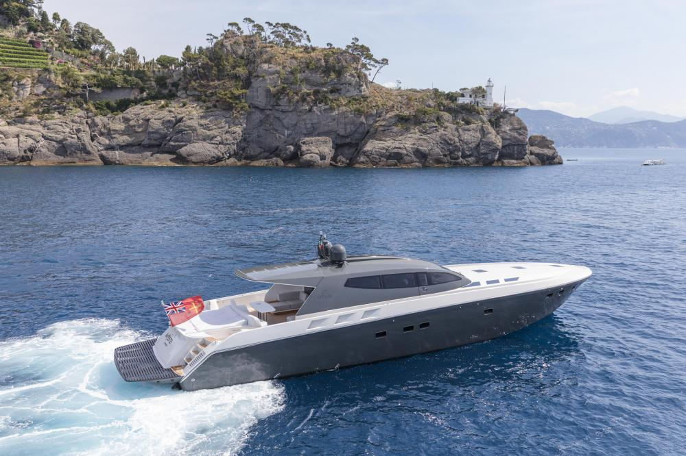 ATTITUDE - Luxury Motor Yacht for Sale | C&N