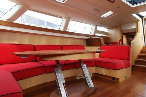 BAMBOCHIP - Luxury Sailing Yacht For Sale - Interior Design - Img 5 | C&N