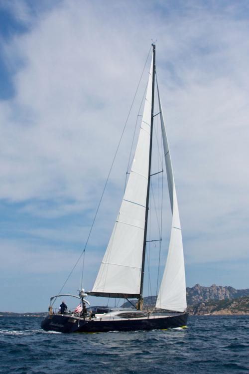 BAMBOCHIP - Luxury Sailing Yacht For Sale - Exterior Design - Img 2 | C&N