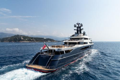 TRANQUILITY - Luxury Motor Yacht For Sale - Exterior Design - Img 2 | C&N