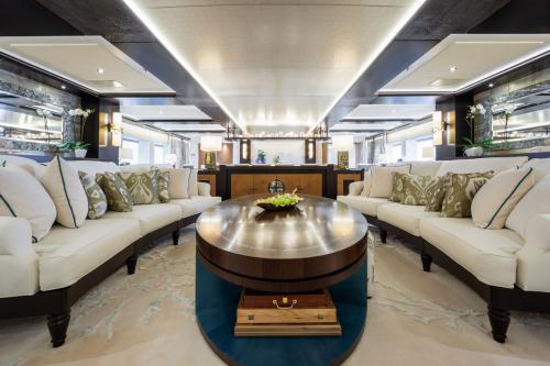 TRANQUILITY - Luxury Motor Yacht For Sale - Interior Design - Img 1 | C&N