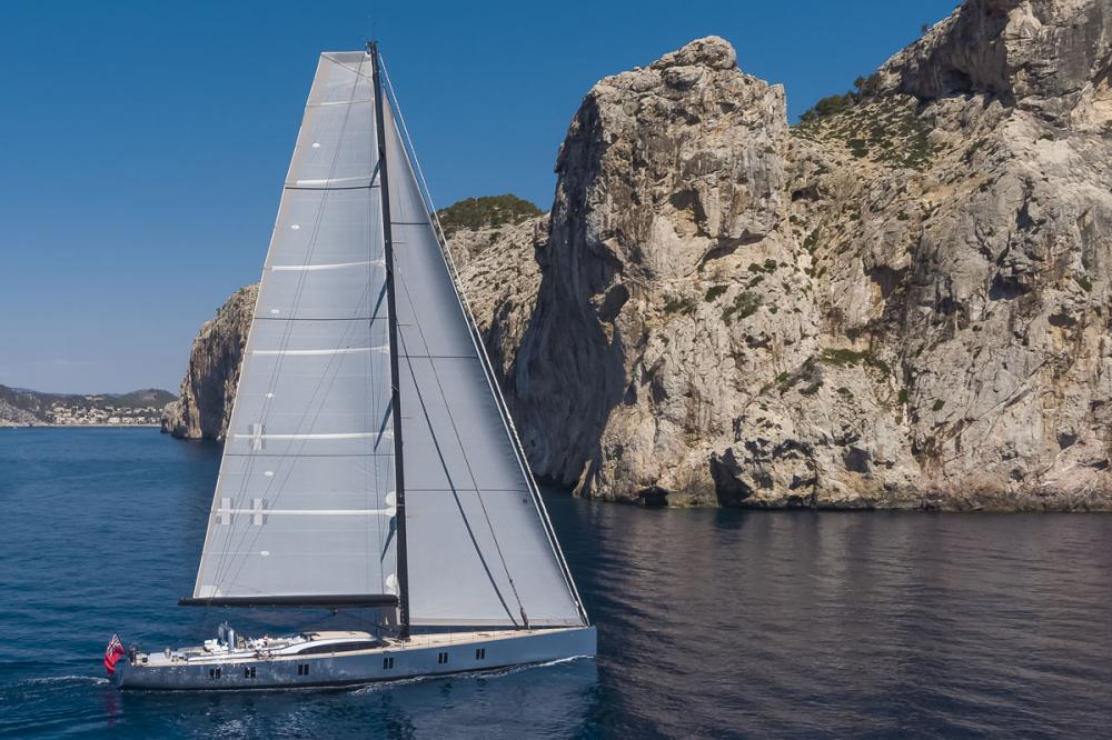SHARLOU - Luxury Sailing Yacht for Charter | C&N