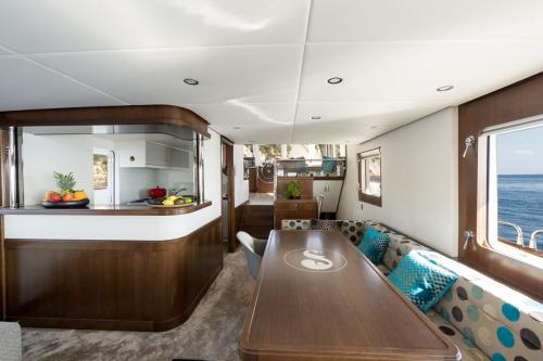 MONARA - Luxury Motor Yacht For Charter - Interior Design - Img 2 | C&N