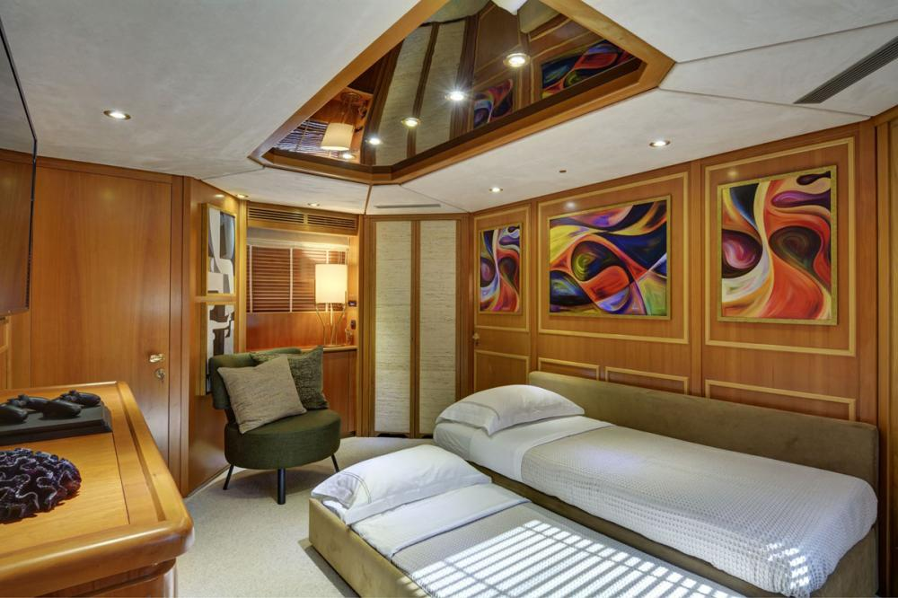 Karma - Luxury Motor Yacht For Sale - 4 Cabins - Img 6 | C&N