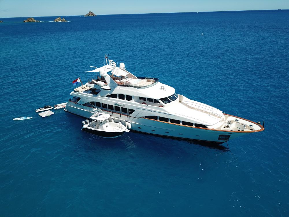 BRUNELLO - Luxury Motor Yacht for Sale | C&N