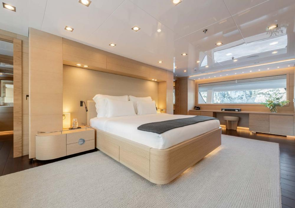 ARBEMA - Luxury Motor Yacht For Charter - 2 TWIN CABINS - Img 1 | C&N
