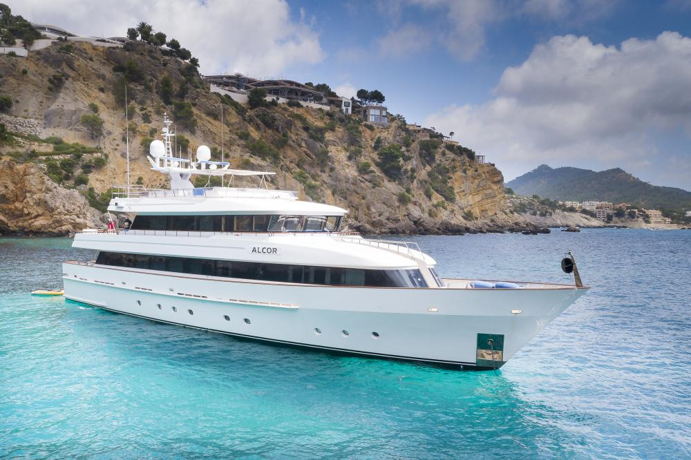 ALCOR - Luxury Motor Yacht for Charter | C&N