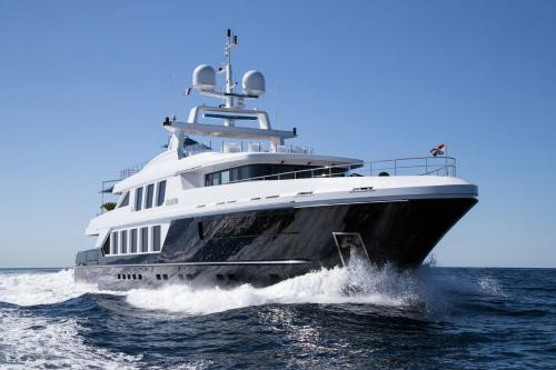 CLICIA - Luxury Motor Yacht For Sale - Exterior Design - Img 1 | C&N
