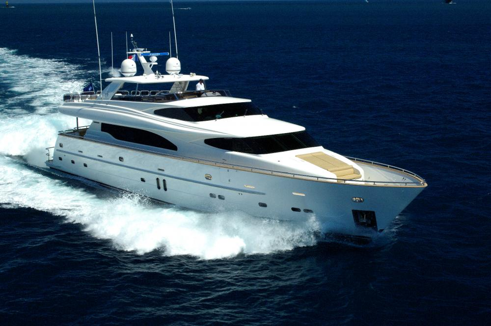 ANNABEL II - Luxury Motor Yacht for Sale | C&N