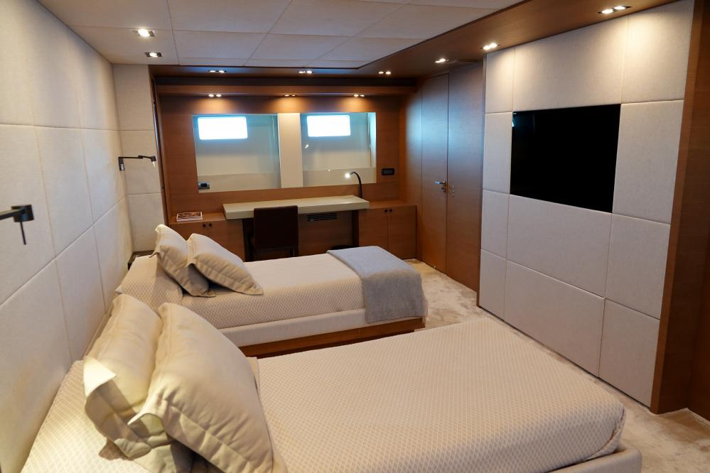 IL GATTOPARDO - Luxury Motor Yacht For Sale - Twin Cabins - Img 2 | C&N
