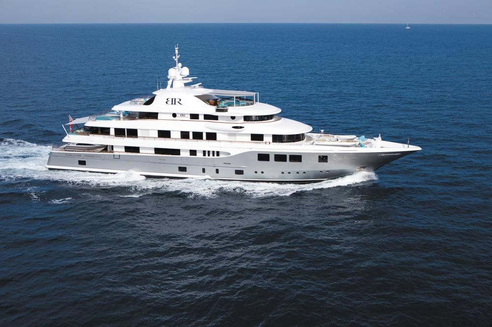 BATON ROUGE - Luxury Motor Yacht for Charter | C&N