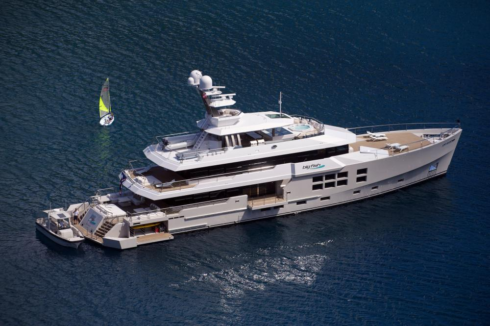 BIG FISH - Luxury Motor Yacht for Charter | C&N