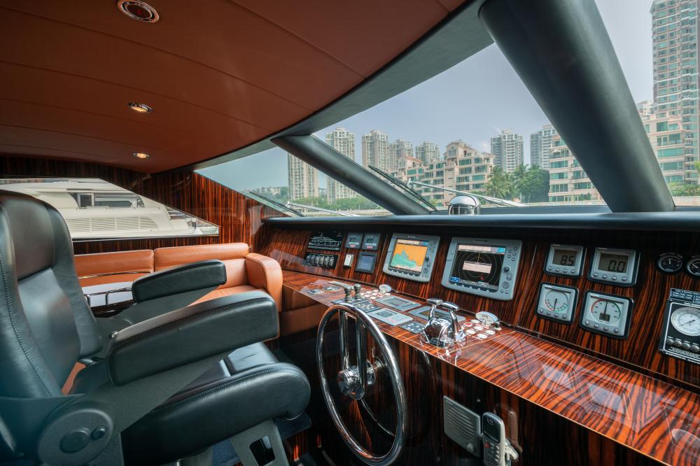 VICTORIOUS - Luxury Motor Yacht For Sale - Pilothouse - Img 2 | C&N