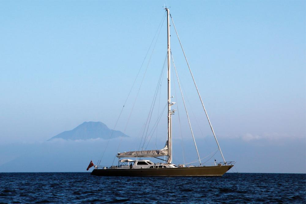 IEMANJA - Luxury Sailing Yacht for Sale | C&N