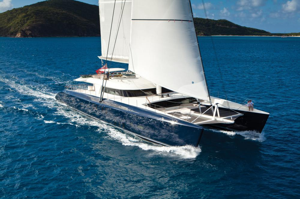 HEMISPHERE - Luxury Sailing Yacht for Charter | C&N
