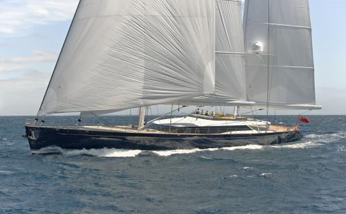 MONDANGO 3 - Luxury Sailing Yacht For Charter - Exterior Design - Img 2 | C&N