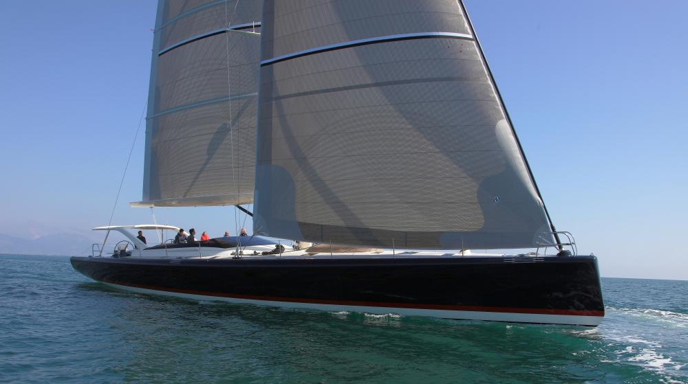 NAKUPENDA - Luxury Sailing Yacht for Sale | C&N
