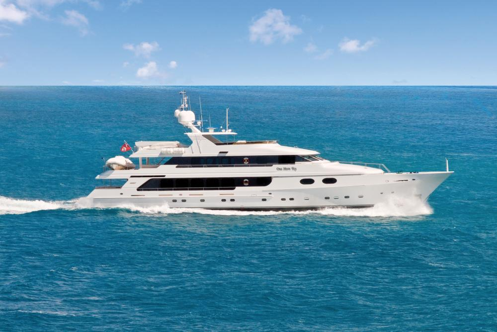 ONE MORE TOY - Luxury Motor Yacht for Charter | C&N