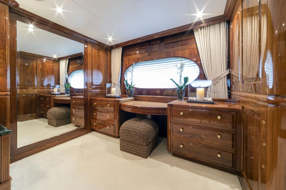ONE MORE TOY - Luxury Motor Yacht For Sale - 1 MASTER CABIN - Img 4 | C&N