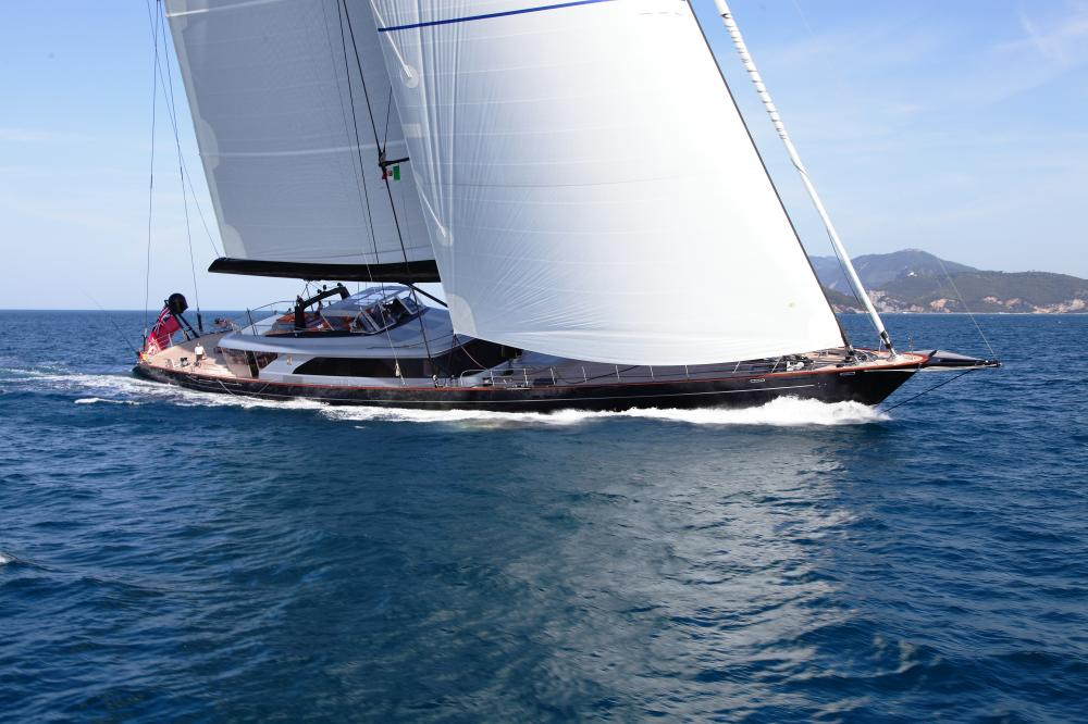PERSEUS3 - Luxury Sailing Yacht for Charter | C&N