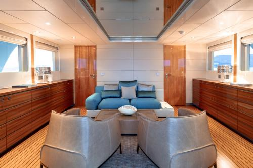 BASMALINA II - Luxury Motor Yacht For Sale - Interior Design - Img 3 | C&N