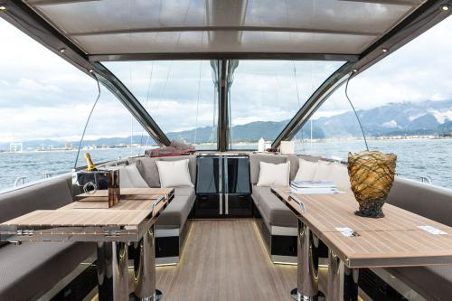 GIGRECA - Luxury Sailing Yacht For Sale - Exterior Design - Img 3 | C&N