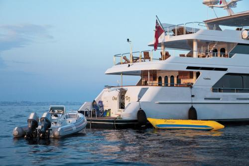 ONE MORE TOY - Luxury Motor Yacht For Sale - Exterior Design - Img 1 | C&N