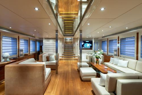 BASMALINA II - Luxury Motor Yacht For Sale - Interior Design - Img 4 | C&N