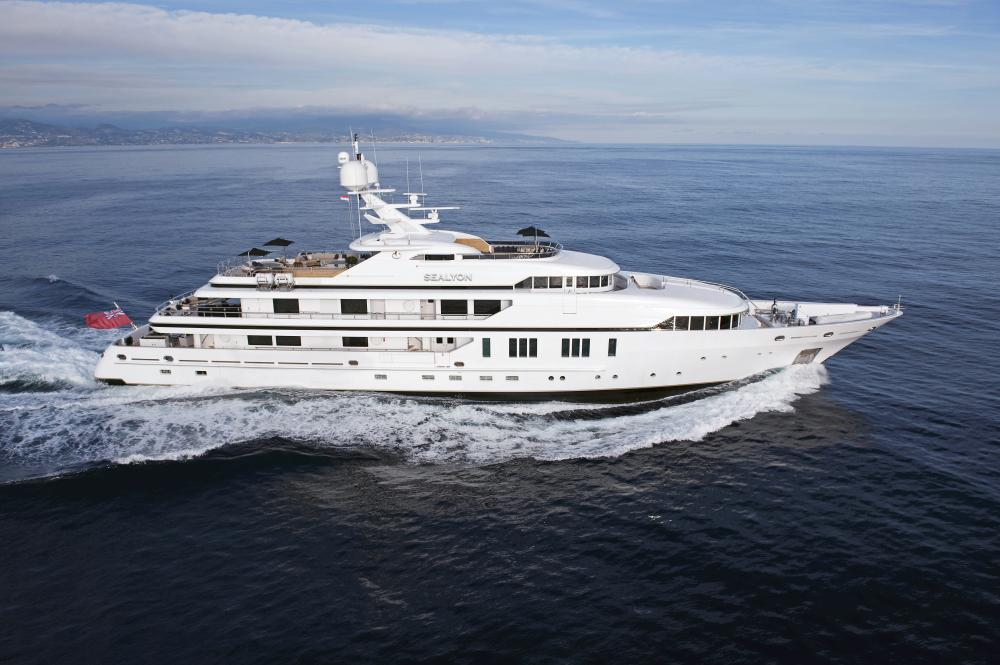 SEALYON - Luxury Motor Yacht for Charter | C&N