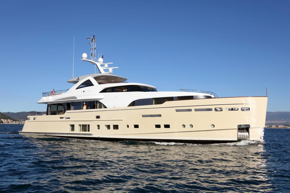 SOLIS - Luxury Motor Yacht for Charter | C&N