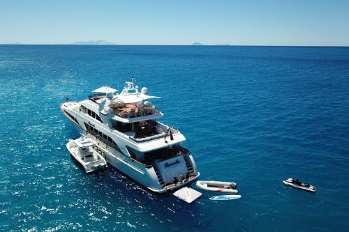 BRUNELLO - Luxury Motor Yacht For Charter - Exterior Design - Img 1 | C&N