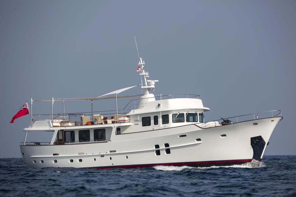 SULTANA - Luxury Motor Yacht for Charter | C&N