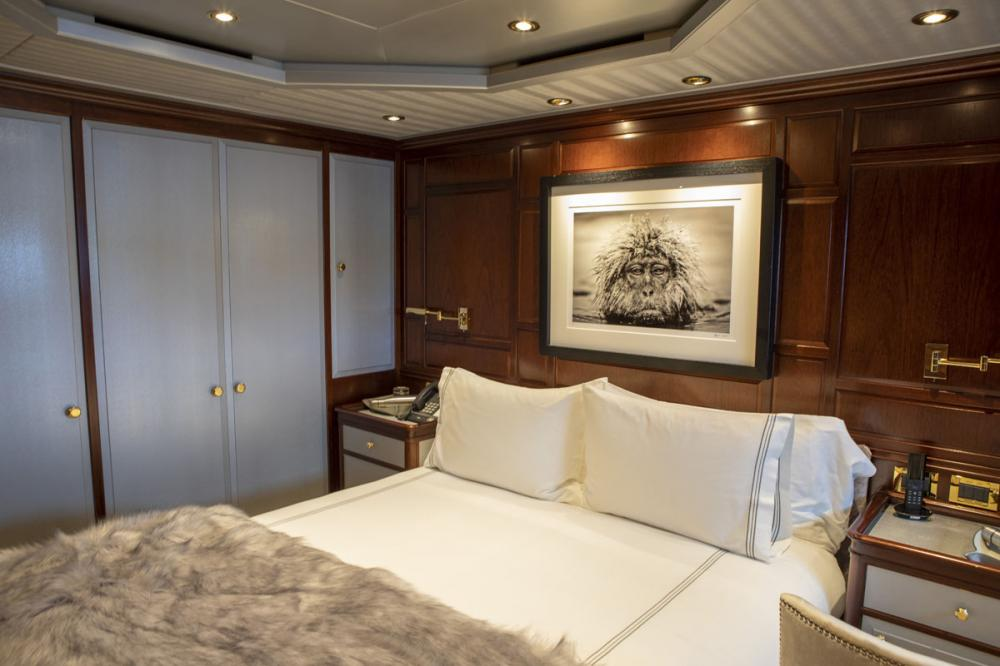 BLUSH - Luxury Sailing Yacht For Charter - 1 VIP CABIN - Img 3 | C&N