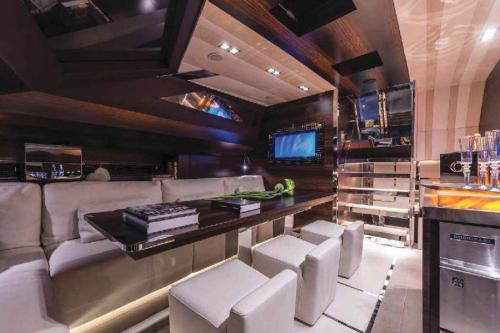 GIGRECA - Luxury Sailing Yacht For Sale - Interior Design - Img 2 | C&N