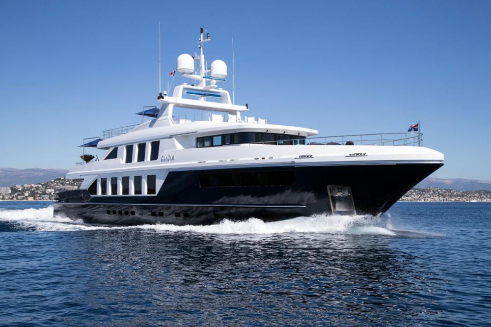 CLICIA - Luxury Motor Yacht for Charter | C&N