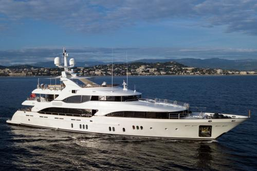HOM - Luxury Motor Yacht for Charter | C&N