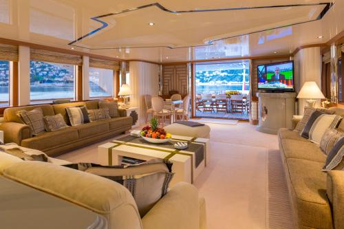 ECLIPSE - Luxury Motor Yacht For Charter - Interior Design - Img 3 | C&N