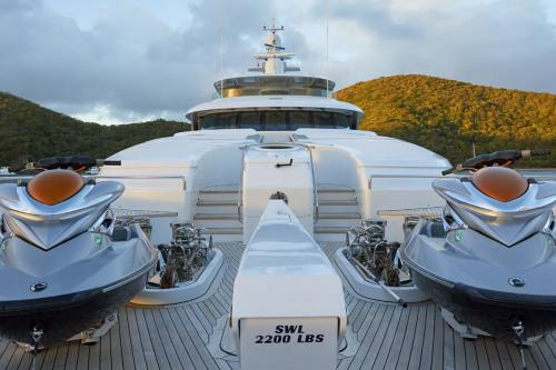 VICTORIA DEL MAR - Luxury Motor Yacht For Charter - Exterior Design - Img 3 | C&N